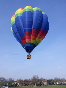 Hot Air Ballooning Experience