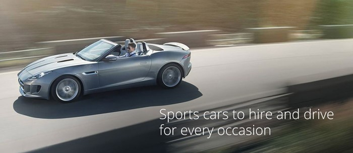 Luxury Sports Car Experience